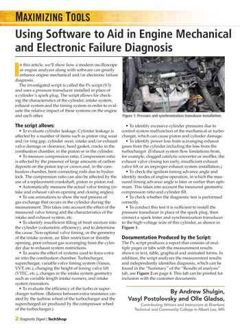 Diagnostic Digest 2017